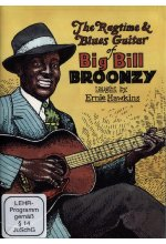 The Ragtime and Blues Guitar - Big Bill Broonzy  [2 DVDs] DVD-Cover