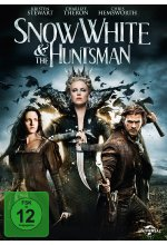 Snow White & the Huntsman DVD-Cover