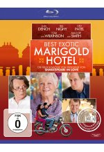 Best Exotic Marigold Hotel Blu-ray-Cover
