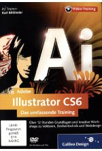 Adobe Illustrator CS6 (PC+MAC) Cover
