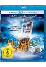 Little Hercules 3D Blu-ray 3D-Cover