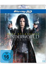 Underworld Awakening Blu-ray 3D-Cover