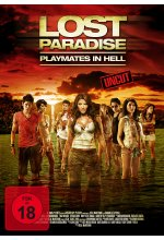 Lost Paradise - Playmates in hell - Uncut DVD-Cover