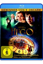 Hugo Cabret Blu-ray-Cover