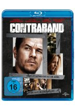 Contraband Blu-ray-Cover