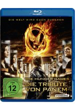 Die Tribute von Panem - The Hunger Games Blu-ray-Cover