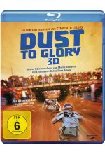 Dust to Glory Blu-ray 3D-Cover