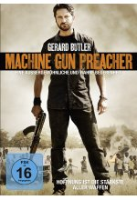 Machine Gun Preacher DVD-Cover