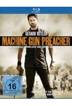 Machine Gun Preacher Blu-ray-Cover