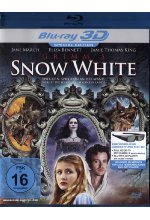 Grimm's Snow White Blu-ray 3D-Cover