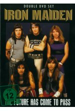 Iron Maiden - The Future Has Come To Pass  [2 DVDs] DVD-Cover