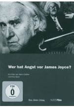 Wer hat Angst vor James Joyce - NZZ Film DVD-Cover