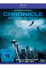Chronicle - Wozu bist du fähig? - Extended Edition Blu-ray-Cover