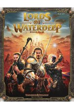 Lords of Waterdeep (engl.) Cover