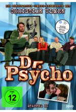 Dr. Psycho - Staffel 2  [2 DVDs] DVD-Cover