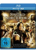 The Sword and the Sorcerer 2 Blu-ray 3D-Cover