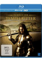 Im Reich der Tempelritter Blu-ray 3D-Cover