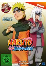 Naruto Shippuden - Staffel 5 - Uncut  [3 DVDs] DVD-Cover