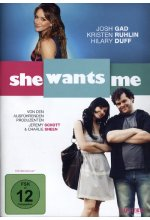 She wants me DVD-Cover