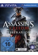 Assassin's Creed 3 - Liberation Cover