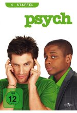 Psych - Season 1  [4 DVDs] DVD-Cover