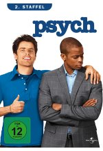Psych - Season 2  [4 DVDs] DVD-Cover