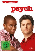 Psych - Season 3  [4 DVDs] DVD-Cover