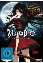 Blood C Series Part 1 Ep. 1-3 - Uncut DVD-Cover