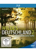 Wildes Deutschland 2  [2 BRs] Blu-ray-Cover
