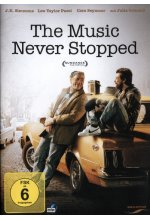 The Music Never Stopped DVD-Cover
