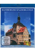 Bamberger Spaziergänge Blu-ray-Cover