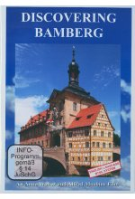 Discovering Bamberg DVD-Cover