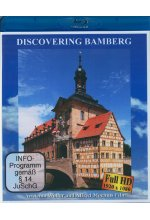 Discovering Bamberg Blu-ray-Cover