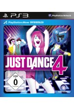 Just Dance 4 (Move) Cover