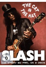 Slash - The Cat In The Heat  (+ CD) DVD-Cover