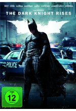 The Dark Knight Rises DVD-Cover