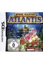 Jewel Master - Atlantis Cover