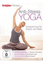 Brigitte - Anti-Stress Yoga DVD-Cover
