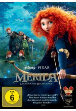 Merida - Legende der Highlands DVD-Cover
