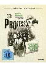 Der Prozess - StudioCanal Collection Blu-ray-Cover