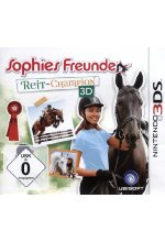 Sophies Freunde - Reit-Champion 3D Cover