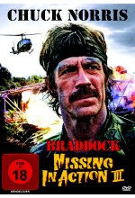 Missing in Action 3 - Braddock DVD-Cover