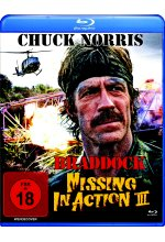 Missing in Action 3 - Braddock Blu-ray-Cover