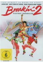 Breakin' 2 - Electric Boogaloo DVD-Cover