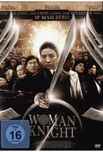 Woman Knight DVD-Cover