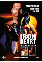 Iron Heart - Man of Honor DVD-Cover