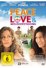 Peace, Love & Misunderstanding DVD-Cover