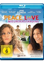 Peace, Love & Misunderstanding Blu-ray-Cover