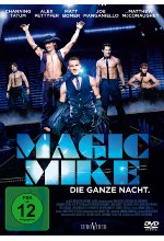 Magic Mike DVD-Cover
