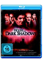 House of Dark Shadows - Das Schloss der Vampire Blu-ray-Cover
